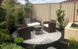 small space garden design