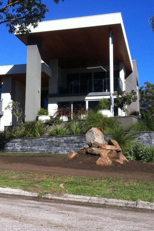 bicton landscaping